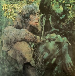 John Mayall ‎- Blues From Laurel Canyon (LP) (VG/VG)